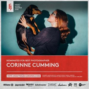 Corinne Cumming