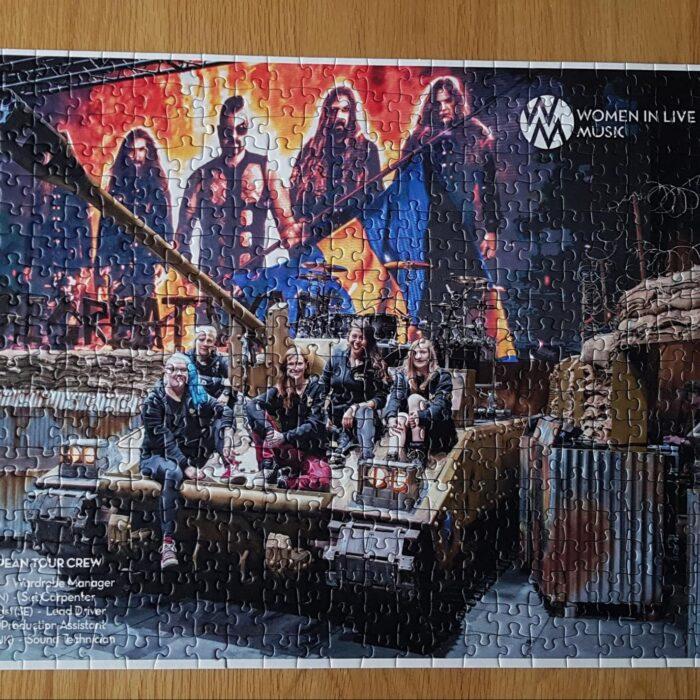 Jiggsaw puzzle