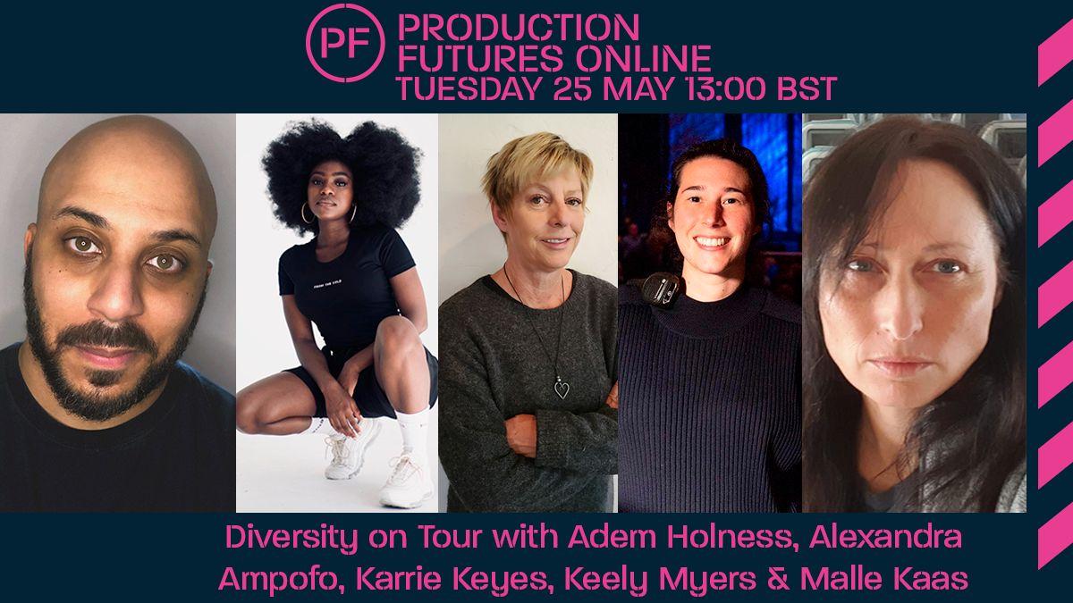 Production Futures Online Panel Talk: